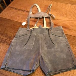 Lederhosen Authentic Leather